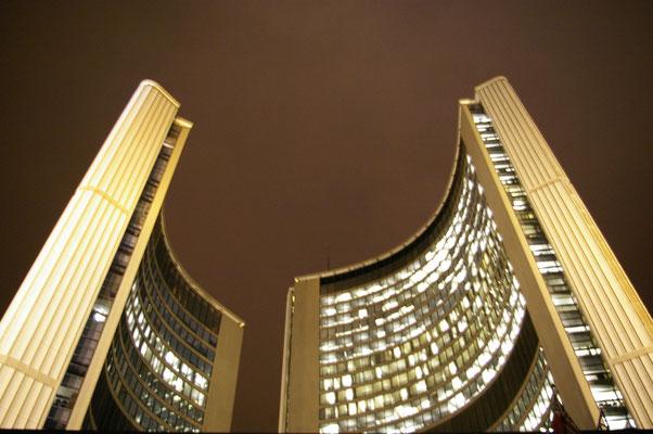 Nouvel Hotel de Ville de Toronto - Copyright Trip85.com