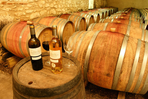 Chai vignoble de bergerac © Pays de Bergerac