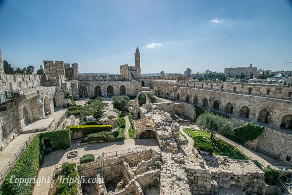 Remparts de Jérusalem
