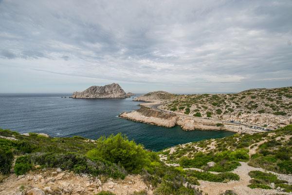 Les Calanques des Goudes de Marseille
