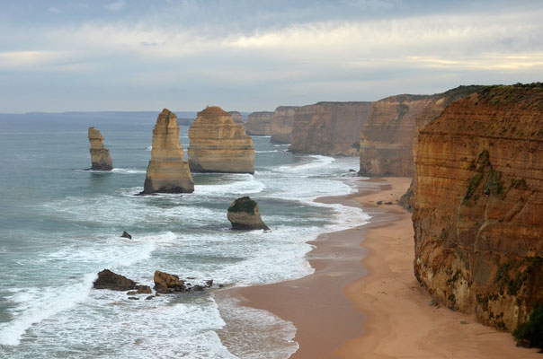 12 apôtres - Great Ocean Road - CopyRight Trip85.com