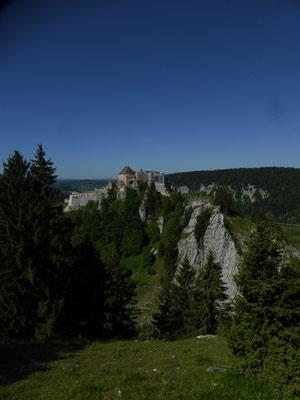 Chateau De Joux ©DoubsTourisme - SylvianeDornier (5)