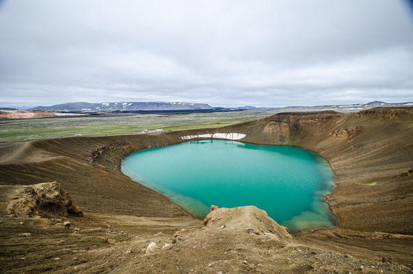 Cratère de Stora Viti, Islande