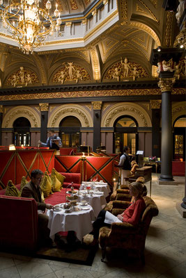 The Merchant Hotel à Belfast - Crédit Photo : Ireland Tourism - James Fennell