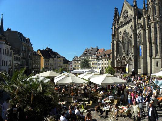 06 - Fête de l'Oignon, Mulhouse Alsace - Source OT de Mulhouse