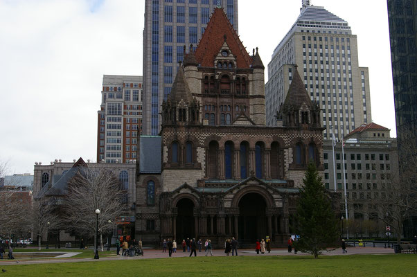 Park Street Church à Boston