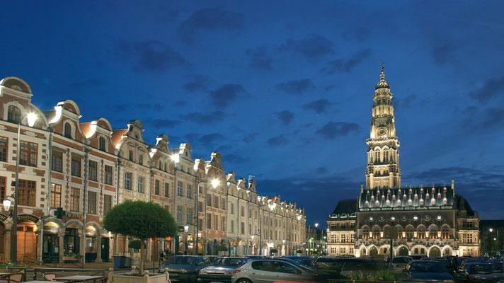 Place Héros-Arras ©Cituation & ensemble