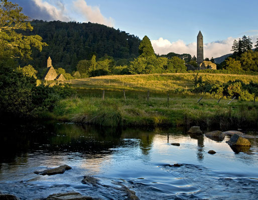 Glendalough - Tourism Ireland - Christopher Hill