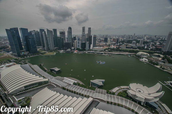 Photos de Singapour - Copyright Trip85.com