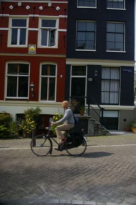 Visiter Amsterdam en vélo - Copyright : Trip85.com