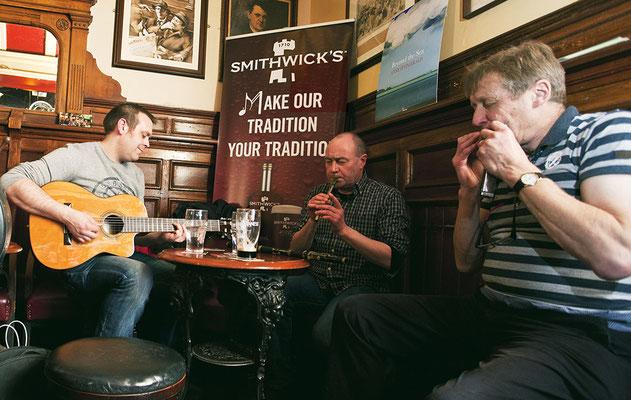 Musique Live à Dublin - Crédit Photo : Ireland Tourism - Sinead McCarthy