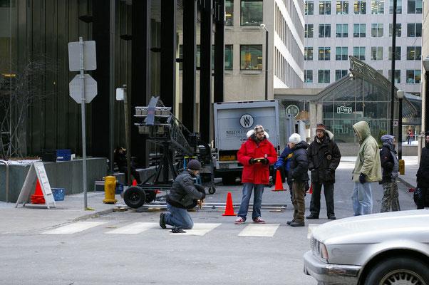 Visite guidée à Toronto sur le thème  du cinéma !