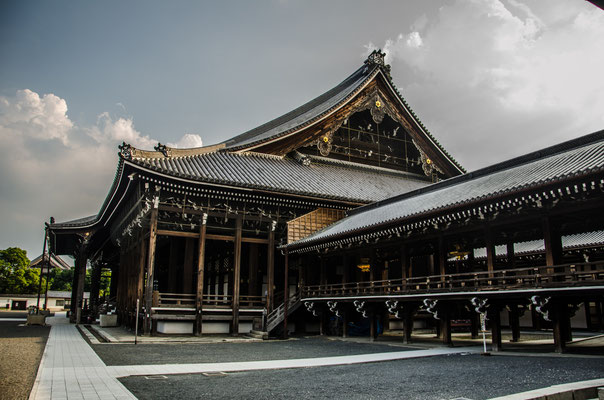Le Temple Higashi Honganji