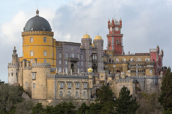 Sintra - Photo by CEphoto, Uwe Aranas / , via Wikimedia Commons