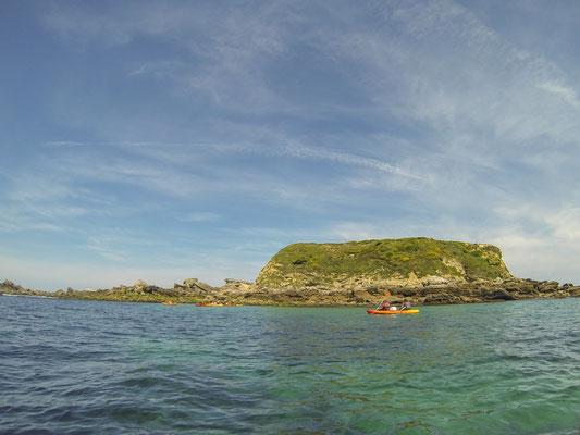 Sortie Kayak à Hendaye - Aquarium