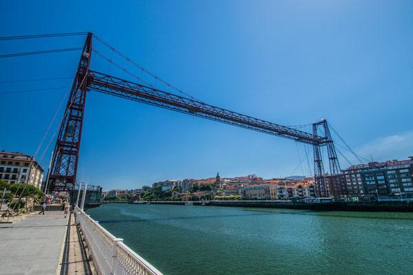 Le Pont Suspendu de Biscaye - Crédit Photo : Trip85.com