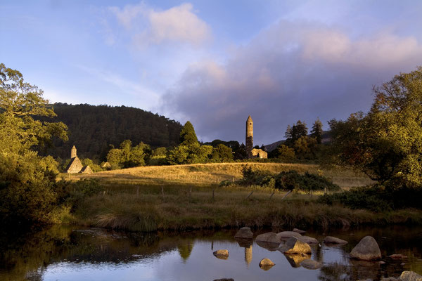 Excursion Glendalough - Crédit Photo : Tourism Ireland - Christopher Hill