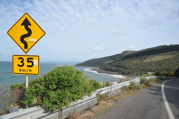 on the Great Ocean Road - CopyRight Trip85.com