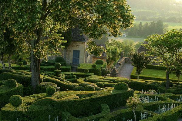 jardins suspendus de Marqueyssac à Vézac © Laugery