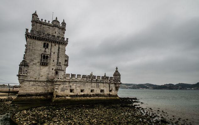 La tour de Bélem à Lisbonne !