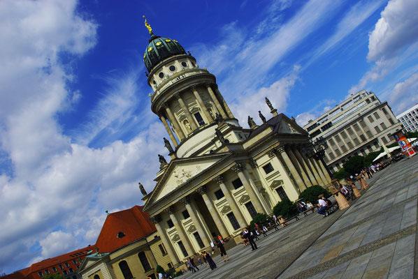 La place Gendarmenmarkt  - Source : Trip85.com