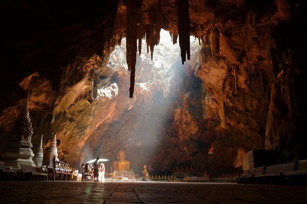 Grottes de Phetchaburi - Source : Flickr.com /  Daniel Peherstorfer