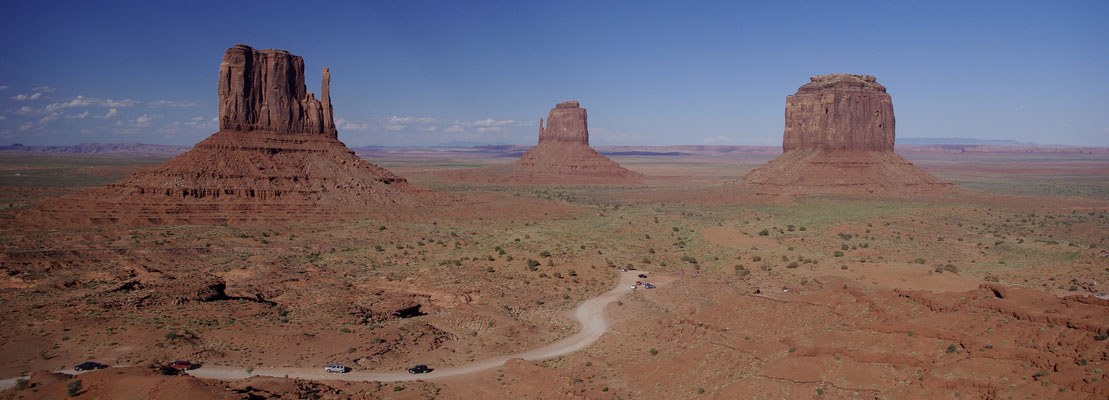 Monument Valley aux USA