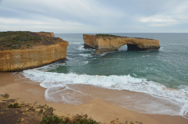 Lord Arch Geroge sur la Great Ocean Road