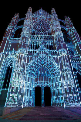 35372 - FLAMENT, beauvais, cathedrale, spectacle skertzo mise en lumiere-5659 Copyright : Oise Tourisme / Anne-Sophie Flament