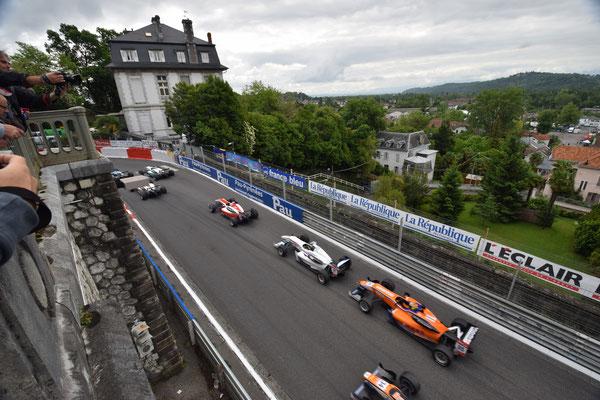 Le Grand Prix de Pau ! - Crédit Photo : Trip85.com