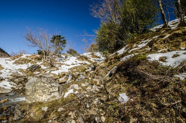 La Mongie en Raquettes, Pyrénées