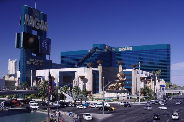 Le Casino MGM Grand à Las Vegas