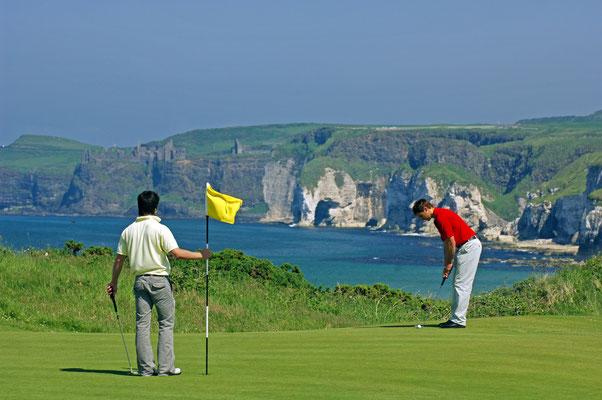 Royal Portrush Golf Course - Tourism Ireland - Gardiner Mitchell