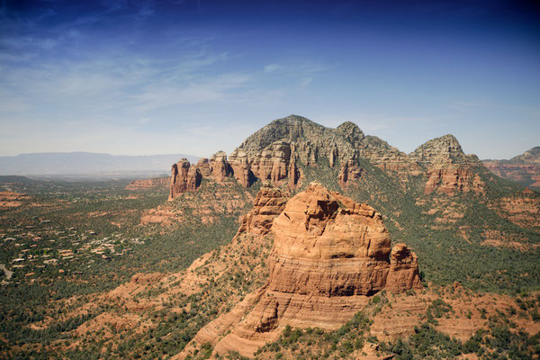 Vue sur Sedona - Carol M. Highsmith [Public domain], via Wikimedia Commons