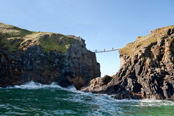 Carrick-a-Rede - Crédit Photo : Ireland Tourism - Arthur Ward