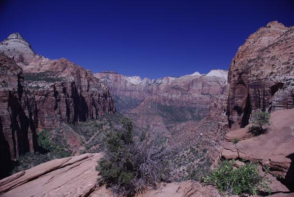 Randonnée courte dans le parc national de Bryce Canyon