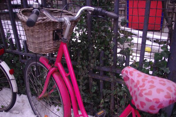 Copenhague se prêt bien à une visite en vélo ! Tout est plat ici, donc vous n'avez pas d'excuses !
