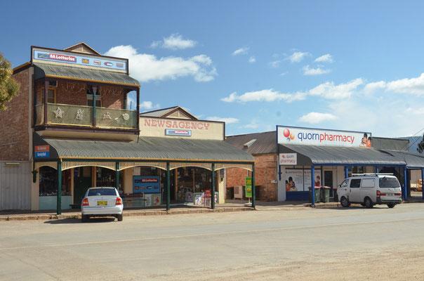 Quorn, Sur la route vers les Flinders Ranges - CopyRight Trip85.com