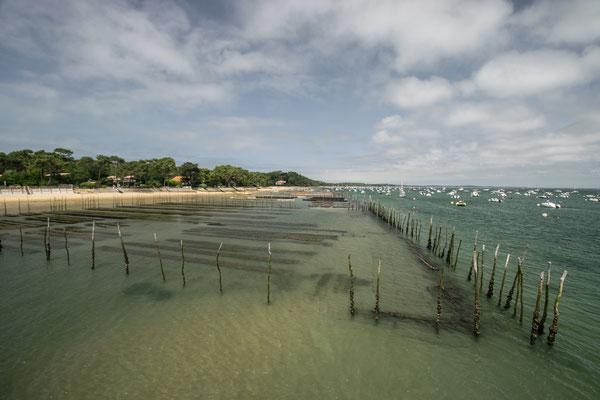 La baie d'Arcachon - Crédit Photo : Trip85.com