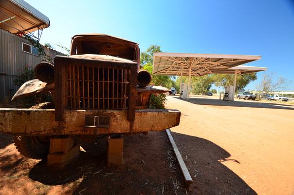 Sur la Stuart Highway - Roadtrip en Australie - Copyright Trip85.com
