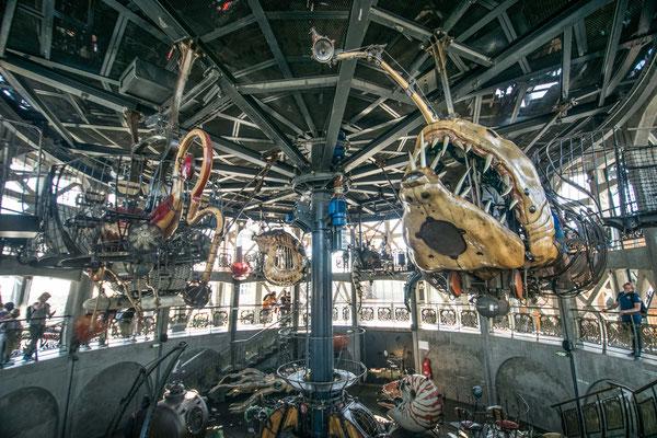 Le Carrousel des mondes marins - Nantes