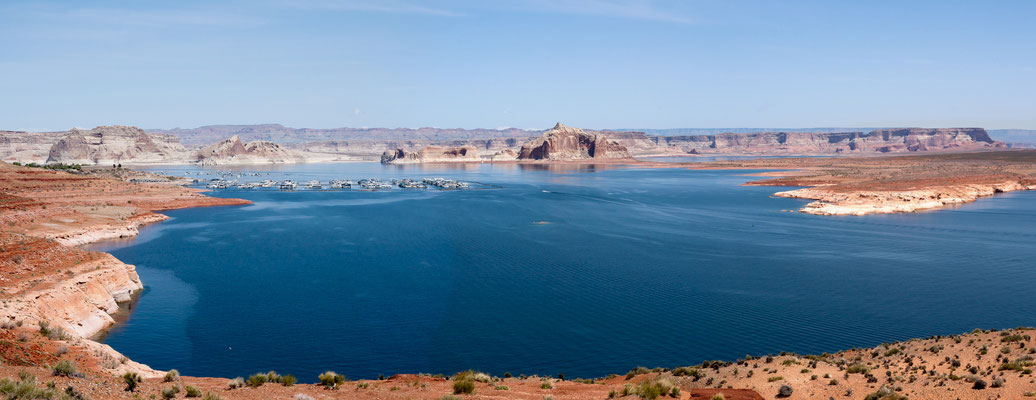 Lake Powell - By Jean-Christophe BENOIST (Own work) [CC BY 3.0 (http://creativecommons.org/licenses/by/3.0)], via Wikimedia Commons