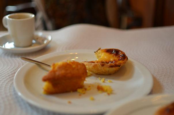 Il faut goûter au délicieux Pasteis de Nata quand on va à Lisbonne !