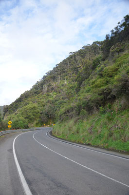 La mythique route de la Great Ocean Road !