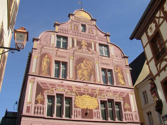 Hôtel de Ville, Mulhouse Alsace - Source OT de Mulhouse