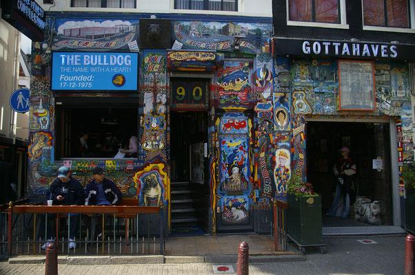 Dans les ruelles d'Amsterdam - Copyright : Trip85.com