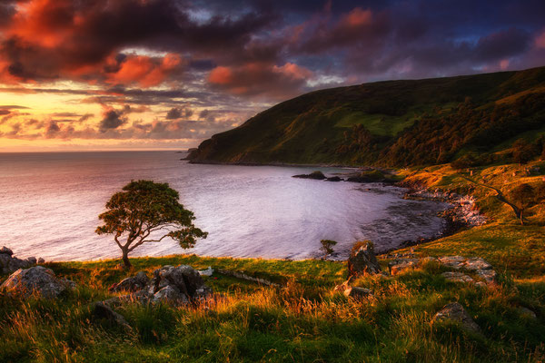 La baie de Murlough en Irlande du Nord  - Crédit Photo : Ireland Tourism - Matthew Woodhouse