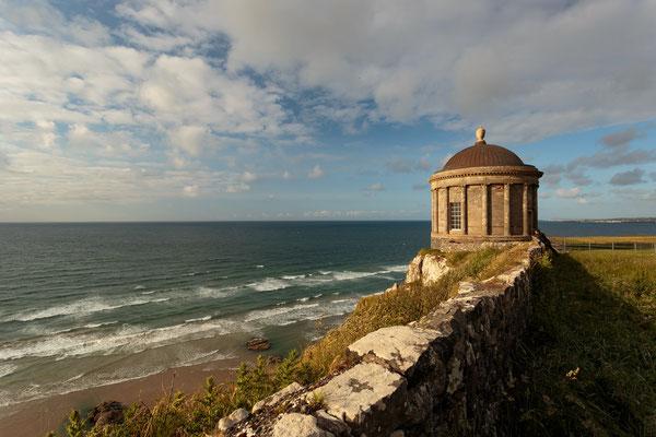 Le Temple Mussenden - Crédit Photo : Ireland Tourism - Matthew WoodHouse