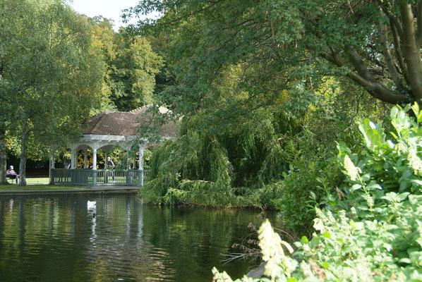 St Stephens Park à Dublin - Crédit Photo : Tourism Ireland - Sinead McCarthy