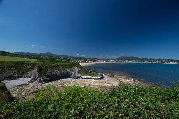 Le Sentier du Littoral - Pays Basque - Crédit Photo : Trip85.Com
